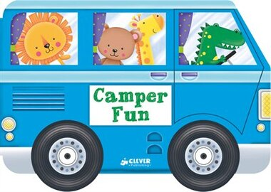 Camper Fun by Nick Ackland