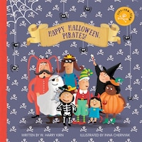 Happy Halloween, Pirates!: Lift-the-flap Book