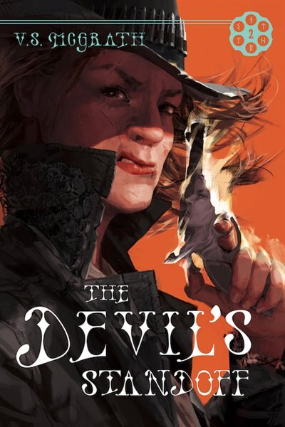 The Devil's Standoff by V. S. McGrath