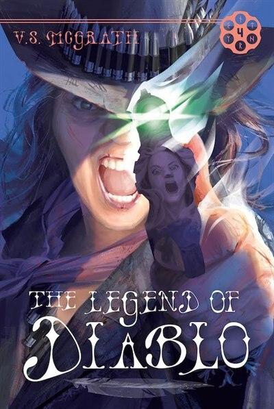 The Legend Of Diablo by V S McGrath