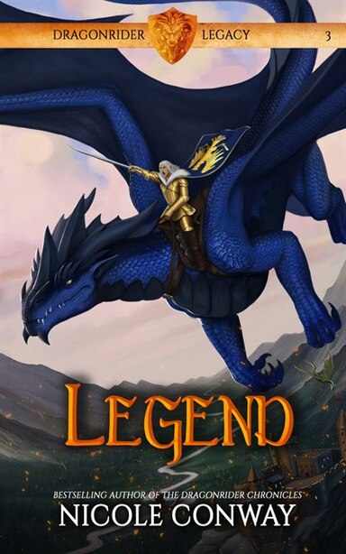 Legend by Nicole Conway