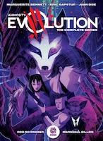 Animosity: Evolution: The Complete Series Hc