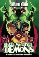 Cullen Bunn Omnibus All My Little Demons: An Aftershock Library Of Tales