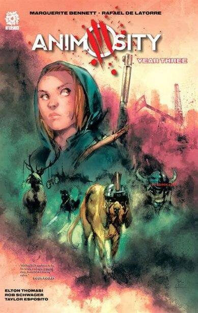 Animosity: Year Three Hardcover by Marguerite Bennett