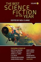 The Best Science Fiction of the Year: Volume Six