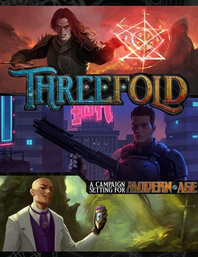 Threefold Core by Malcolm Sheppard
