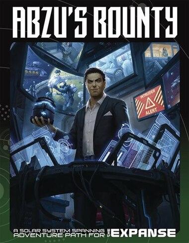 The Expanse: Abzu's Bounty by Ian Lemke