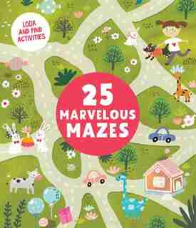 Marvelous Mazes: Level 1 by Clever Publishing