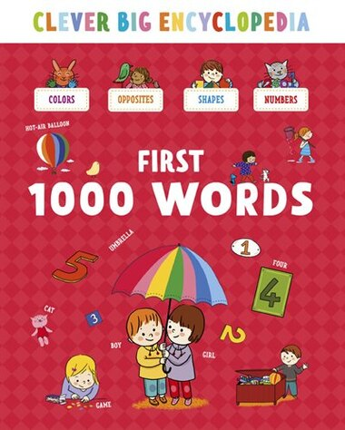 My First 1000 Words by Agnes Besson