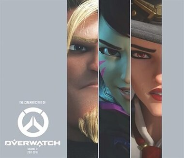Jake Gerll The Cinematic Art Of Overwatch, Volume Two