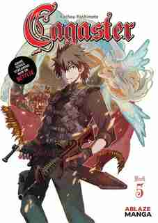 Cagaster Vol 5 by Kachou Hasimoto