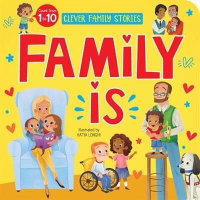 Family Is by Clever Publishing