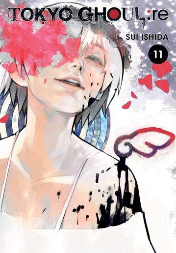 Tokyo Ghoul: re, Vol. 11 by Sui Ishida