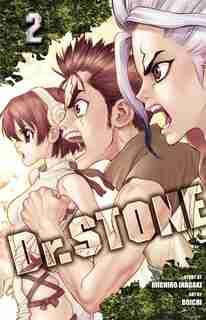 Dr. STONE, Vol. 2 by Riichiro Inagaki
