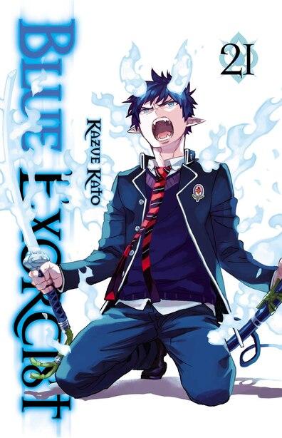 Blue Exorcist, Vol. 21 by Kazue Kato