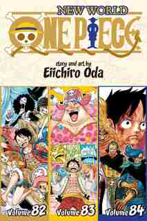 One Piece (Omnibus Edition), Vol. 28: Includes vols. 82, 83 & 84 by Eiichiro Oda