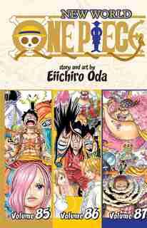 One Piece (Omnibus Edition), Vol. 29: Includes vols. 85, 86 & 87 by Eiichiro Oda