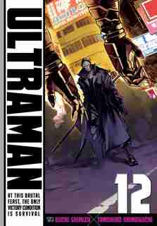Ultraman, Vol. 12 by Eiichi Shimizu