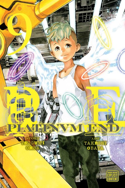 Platinum End, Vol. 9 by Ohba Tsugumi