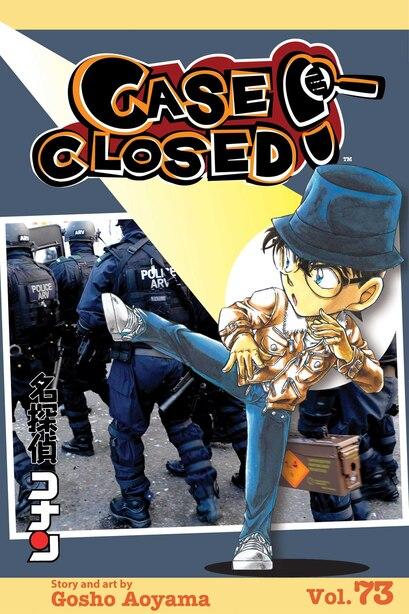 Case Closed, Vol. 73 by Gosho Aoyama
