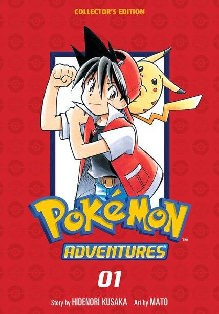 Pokémon Adventures Collector's Edition, Vol. 1 by Hidenori Kusaka