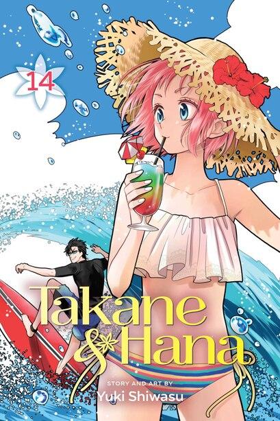 Takane & Hana, Vol. 14 by Yuki Shiwasu