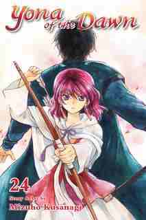 Yona Of The Dawn, Vol. 24 by Mizuho Kusanagi
