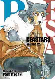 BEASTARS, Vol. 12 by PARU ITAGAKI