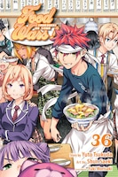 Food Wars!: Shokugeki No Soma, Vol. 36