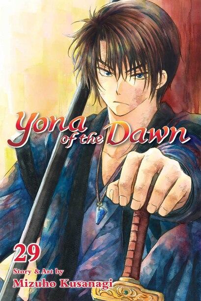 Yona of the Dawn, Vol. 29 by Mizuho Kusanagi