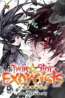 Twin Star Exorcists, Vol. 20: Onmyoji by Yoshiaki Sukeno