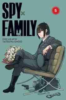 Spy x Family, Vol. 5 by Tatsuya Endo