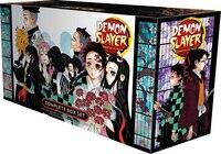 Demon Slayer Complete Box Set: Includes Volumes 1-23 With Premium