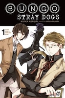 Bungo Stray Dogs, Vol. 1 (light Novel): Osamu Dazai's Entrance Exam