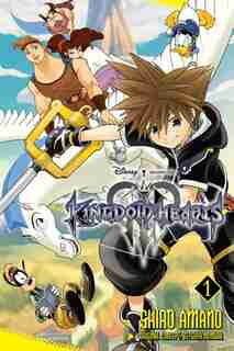 Kingdom Hearts Iii, Vol. 1 (manga) by Shiro Amano
