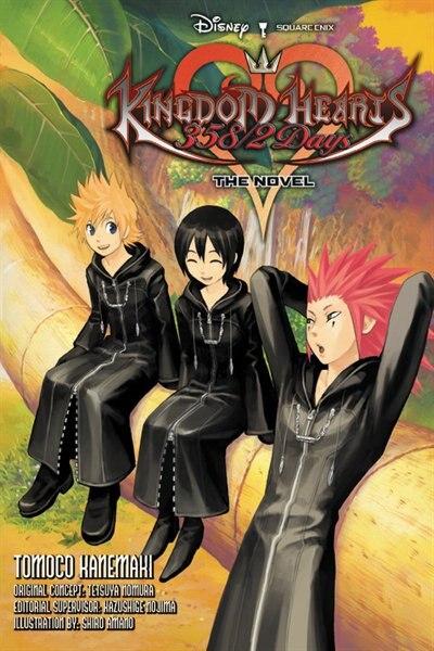 Kingdom Hearts 358/2 Days: The Novel (light Novel) by Tomoco Kanemaki