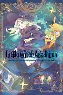 Little Witch Academia, Vol. 2 (manga) by Yoh Yoshinari