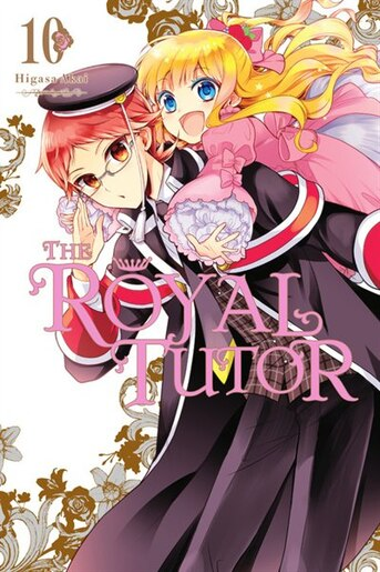 The Royal Tutor, Vol. 10 by Higasa Akai