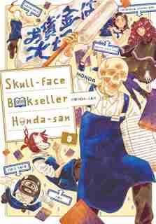 Skull-face Bookseller Honda-san, Vol. 3 by * Honda