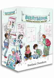 Berrybrook Middle School Box Set by Svetlana Chmakova