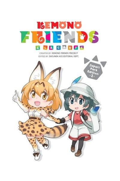 Kemono Friends ¿ La Carte, Vol. 1 by Kemono Friends Project