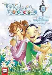 W.i.t.c.h.: The Graphic Novel, Part V. The Book Of Elements, Vol. 1 by Disney