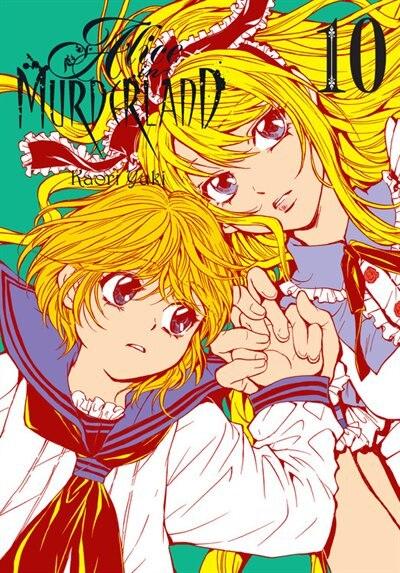 Alice In Murderland, Vol. 10 by Kaori Yuki
