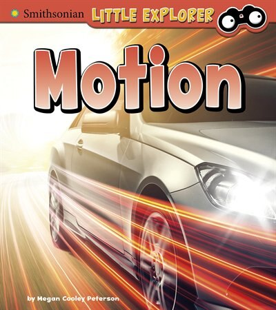 Motion, Book By Megan Cooley Peterson (Reinforced Library