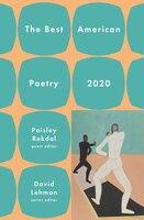 The Best American Poetry 2020
