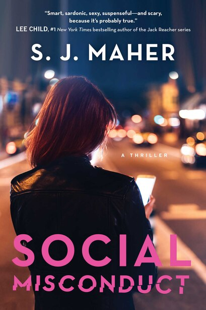 Social Misconduct by S. J. Maher