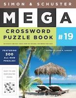 Simon & Schuster Mega Crossword Puzzle Book #19