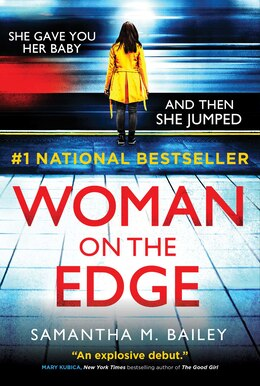 Book Woman On The Edge by Samantha M. Bailey