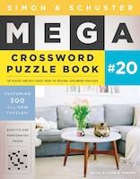 Simon & Schuster Mega Crossword Puzzle Book #20