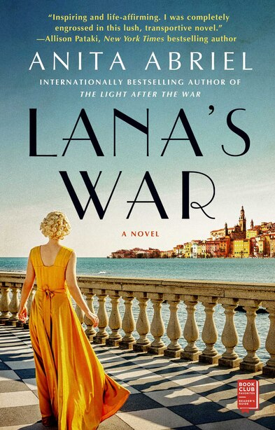 Lana's War: A Novel by Anita Abriel